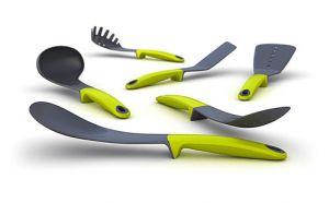 Como organizar os utensílios