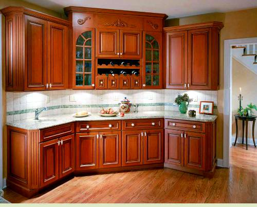 Mais uma ideia para decoração de cozinha tradicionais