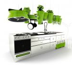 Como conseguir uma cozinha ecol�gica