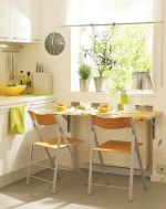 Decoração de cozinhas pequenas e funcionais