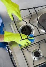 A importância da limpeza do seu fogão